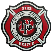 New Point Volunteer Fire Department logo